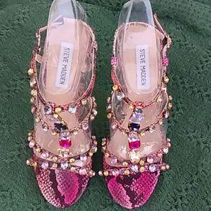 *NWOB Women's Steve Madden heels Sz 7.5